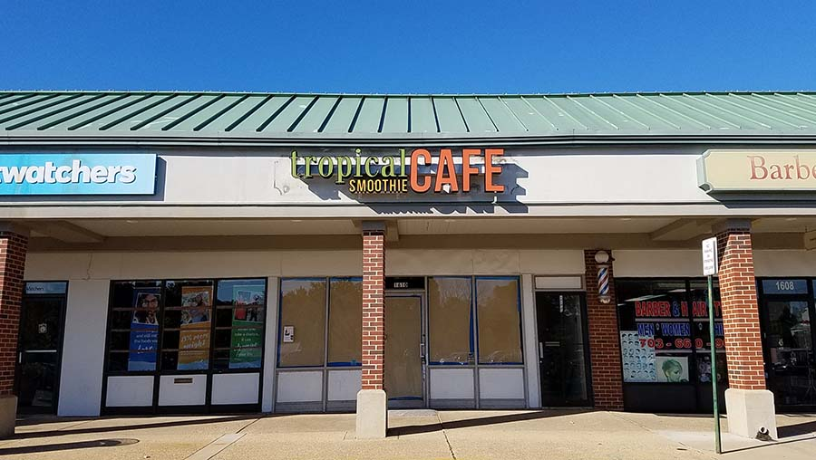 Tropical Smoothie aiming to open in late November