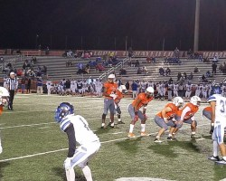 Brian Cobss and Hayfield offense