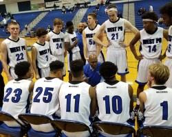 West Potomac players