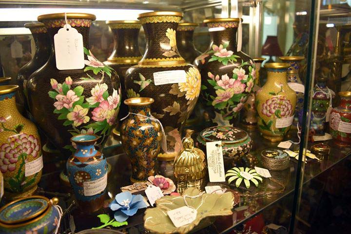 Blake Collection antiques