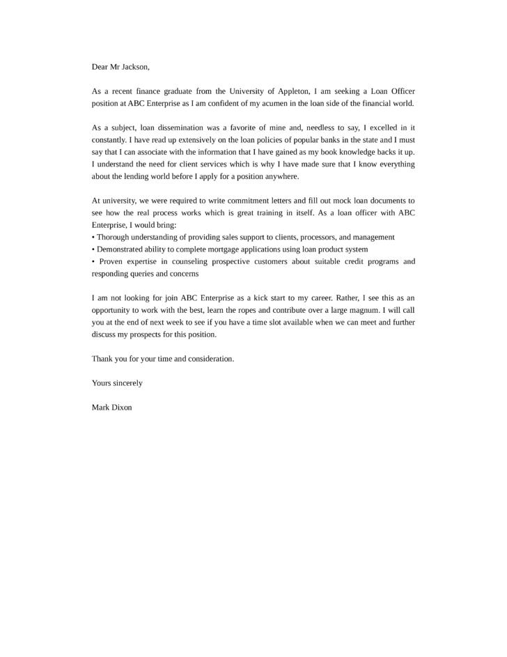 Loan officer cover letter  thedrudgereort625webfc2com