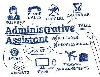 Administrative Assistant Cover Letter Skills Image