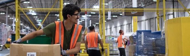 Amazon Fulfillment Associate Job Description