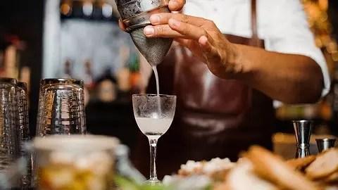 Bartender Resume Page Image