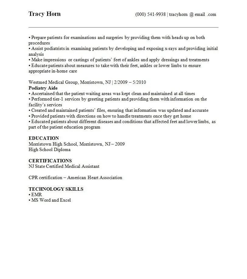 make the best resume