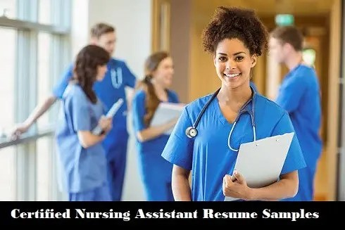 cna resume sample and complete guidance certified nursing assistant