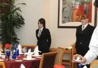 Cater Waiter Waitress Resume Sample Banner