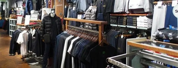 Clothing Store Cashier Cover Letter Sample Header