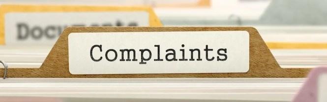 Complaint Handler Cover Letter Page Image