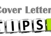 Cover Letter Writing Tips Header