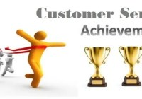 Customer Service Achievements Page Header