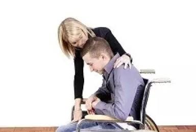 Disabled Caregiver