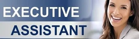 Executive Assistant Resume Sample Banner