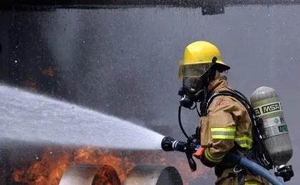 Fireman Resume Banner