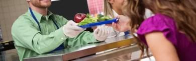 Food Service Assistant Resume Banner