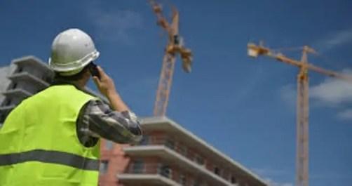 Foreman Resume Sample Page Header Image