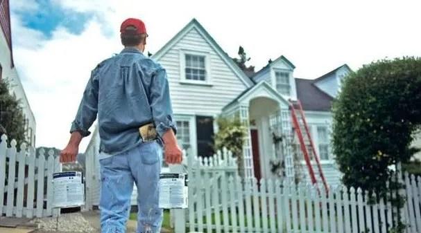 house painter resume sample