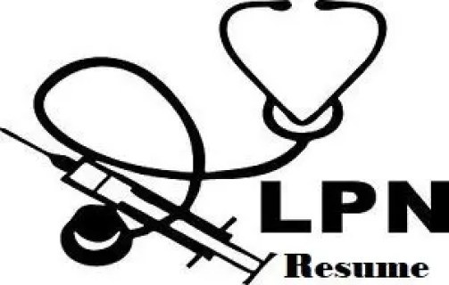 LPN Resume Sample Page Header Image