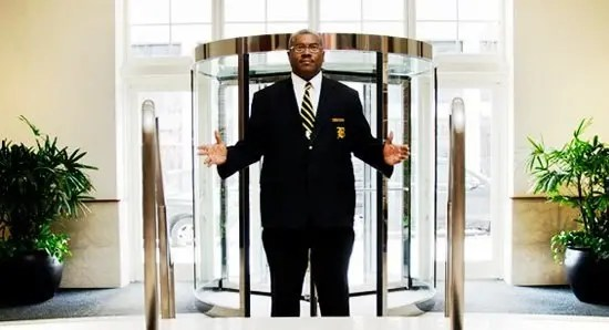 Lobby Attendant Cover Letter Sample Page Image