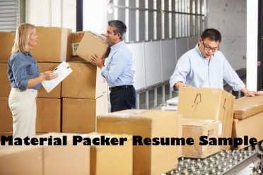 Material-Packer-Resume-Page-Image