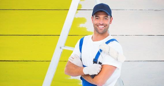 Painter Resume Page Image