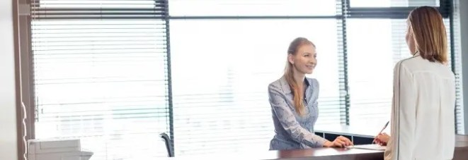 Receptionist Cover Letter No Experience 1