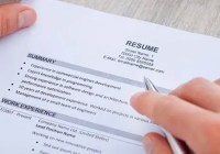 30 Effective Resume Writing Tips