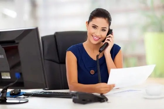 Telephone Operator Interview Banner