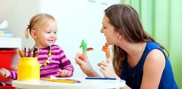 home child care provider resume banner