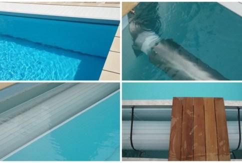 composants volet de piscine immerge