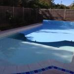 rideaux de piscine hors sol