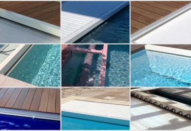 piscine immergé avec fosse