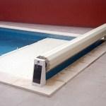 couverture de piscine solaire