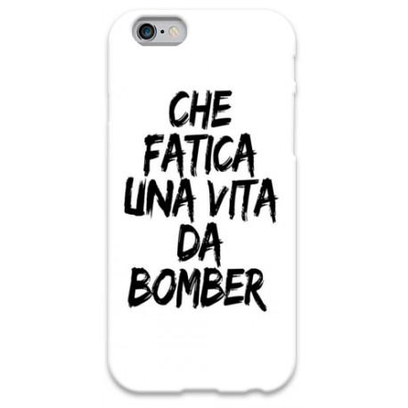 COVER CHE FATICA UNA VITA DA BOMBER BIANCO per iPhone 3g