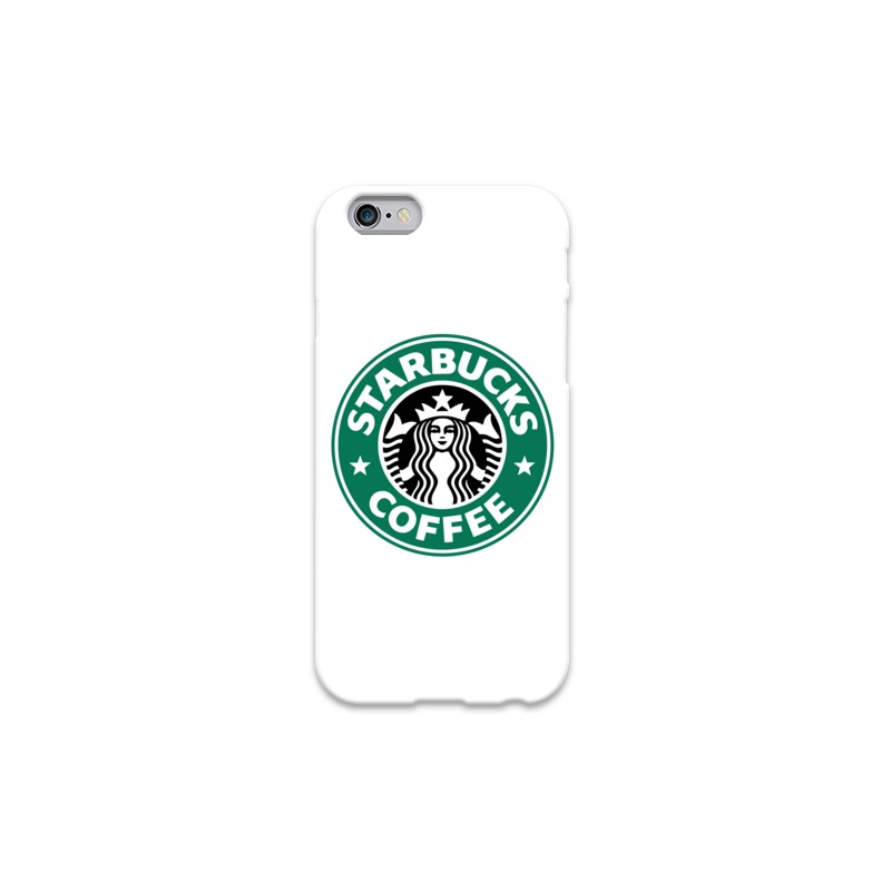 COVER STARBUCKS per iPhone 3g/3gs 4/4s 5/5s/c 6/6s Plus