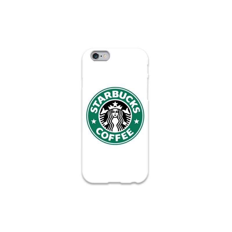 COVER STARBUCKS per iPhone 3g/3gs 4/4s 5/5s/c 6/6s Plus