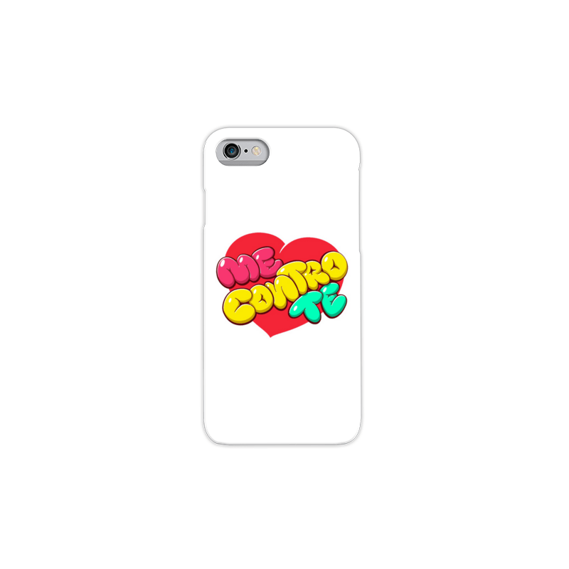 COVER ME CONTRO TE CUORE per iPhone 3g/3gs 4/4s 5/5s/c 6