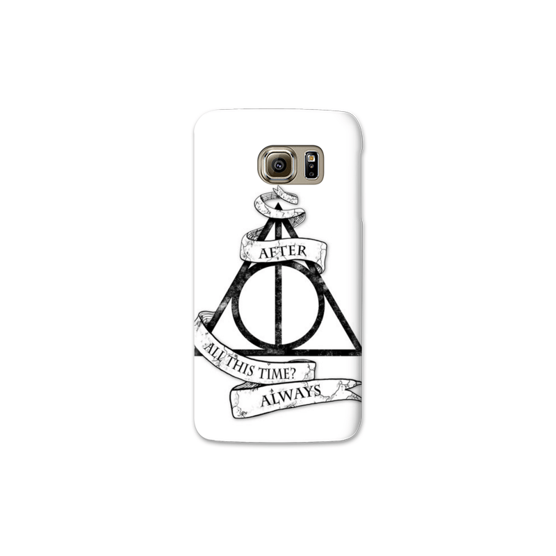 COVER HARRY POTTER ALWAYS per SAMSUNG GALAXY SERIE S, S