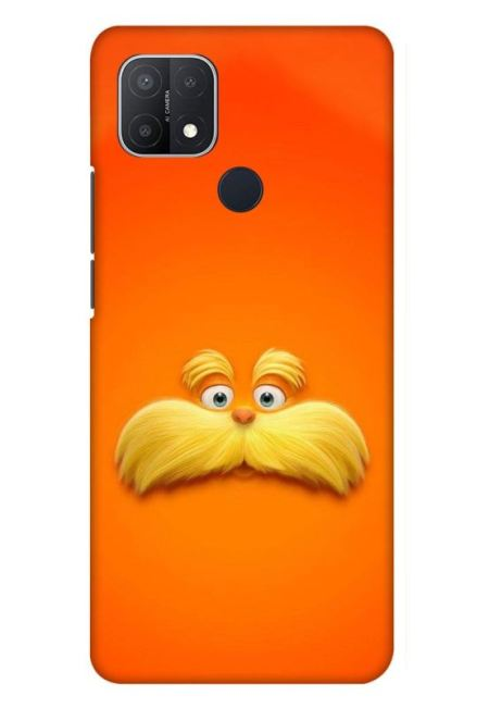 The Lorax Cartton Mobile Cover For Oppo A15S
