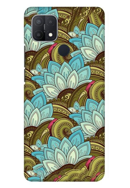 Total Drama Island Mobile Cover For Oppo A15S