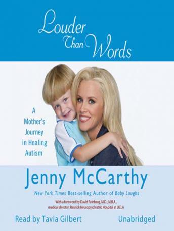 Louder Than Words: A Mother's Journey in Healing Autism Audio book by Jenny McCarthy | Audiobooks.net