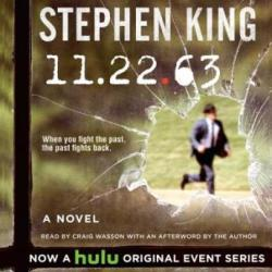 11/22/63 audio book by Stephen King