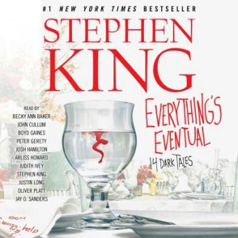 Image result for stephen king everything's eventual