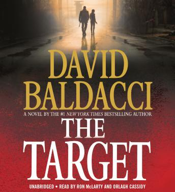 The Target audio book by David Baldacci