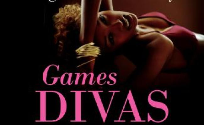 Listen To Games Divas Play By Angela Burt Murray At