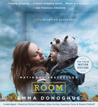 Listen to Room A Novel by Emma Donoghue at Audiobookscom