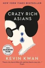 Booktopia  Crazy Rich Asians by Kevin Kwan 9781782393320