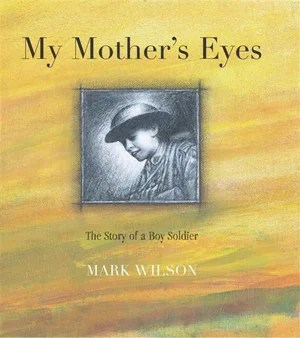 Image result for my mothers eyes boy soldier