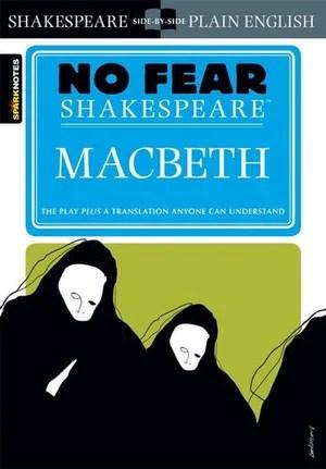 Booktopia  Macbeth No Fear Shakespeare Series No Fear