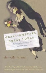Ann-Marie Priest's Great Writers, Great Loves